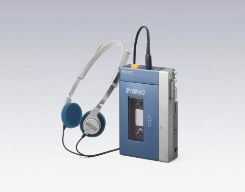 Sony TPS-L2 Casette Walkman 1979