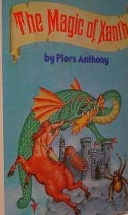 one of my first science fiction novels. i read it curled up in a chair, and dreamt sleepingly of dragons and quests.