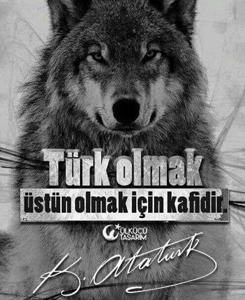 Kafidir!  #TURK #TURKCU #ATSIZ #ATSIZATA #ATATURK #MUSTAFAKEMAL #HUSEYINNIHALATSIZ #EYKUTLUATAMATSIZ #BOZKURT #NEMUTLUTURKUMDIYENE #TURKIYE #TÜRK #TÜRKÇÜ #ATSİZ @turkcu_andaniz @ulug_turk @atsizintalebeleri