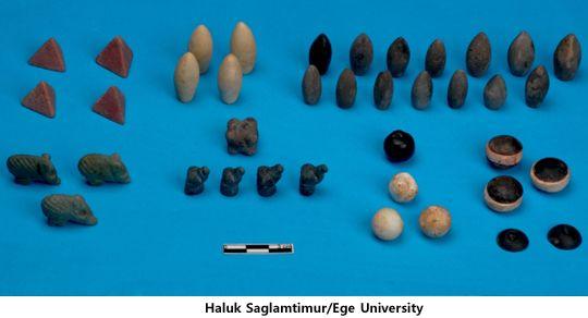 '5000년 전 장난감'.... 청동기 시대 보드 게임 발굴