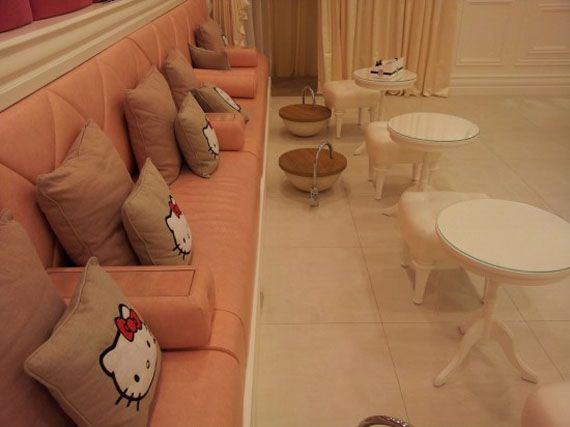 The worlds first hello kitty beauty spa opens in dubai
