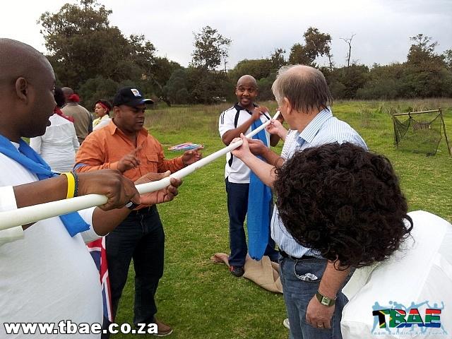 Engen Team Building Stellenbosch Cape Town