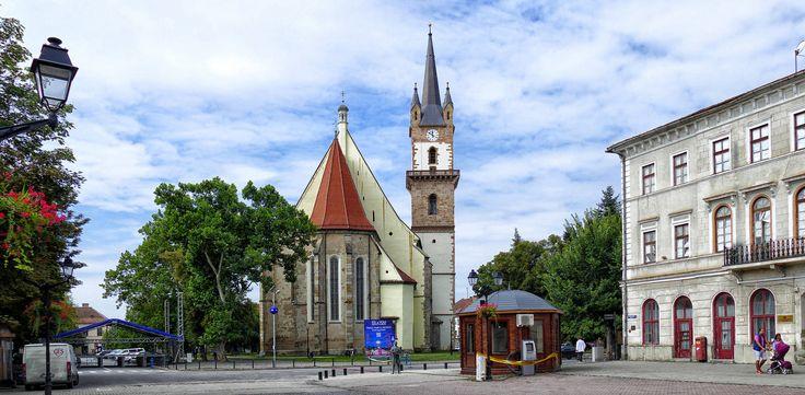 All sizes   Bistrita - Bistritz Evangelische Kirche   Flickr - Photo Sharing!