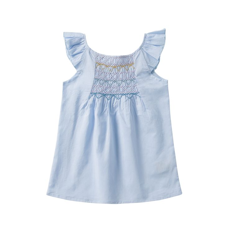 Cotton Smock Dress | Happyology Coast Collection SS16