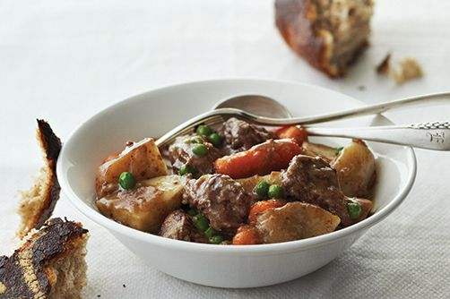 Hearty Beef Stew – This simple slow cooker recipe makes meal prep and cleanup a breeze. Plus, it doesn't hurt that it tastes like heaven — a perfect fall meal.