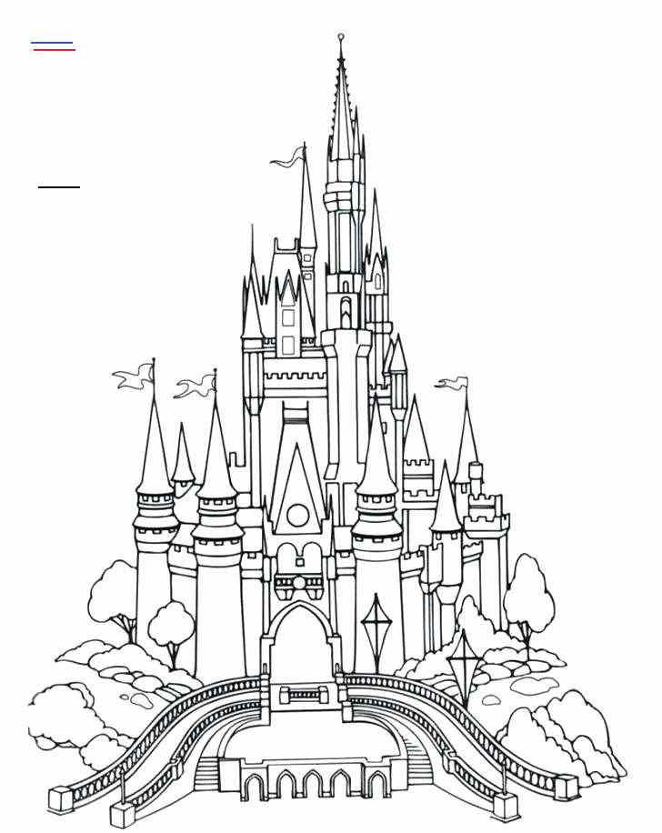 Adultcoloringpages Malvorlage Prinzessin Disney World Schloss Disney Prinzessin Malvorlagen