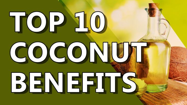 (1) 10 Health Benefits of Coconut - Health Benefits of Coconut Water - Coconut for Weight, Skin & Hair