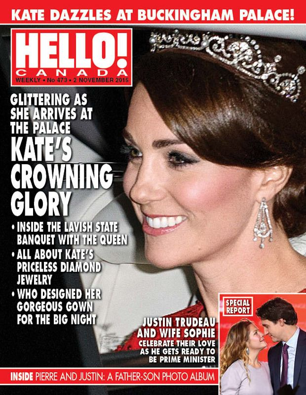 Hello! Canada Magazine - Issue 473