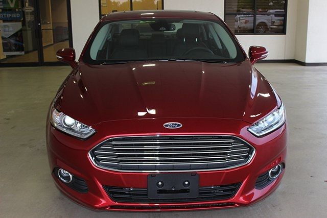 New 2016 Ford Fusion Energi SE Luxury