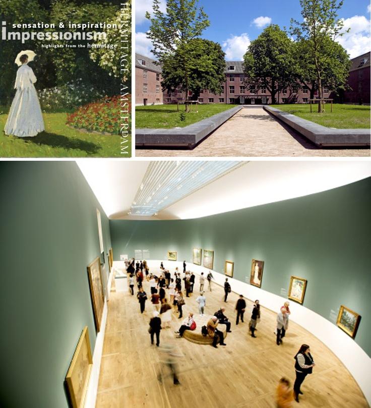 Hermitage impressionists, Localilo report Amsterdam by Studio SjoesjoeMy Friend, Lart, Viaggiprossima Meta