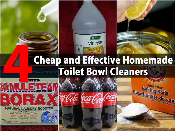 Toilet cleaning is never fun but it doesn't have to be such a chore. Most toilet bowl cleaners contain chemicals that you may not want to use and many of them are expensive as well. There are homemade solutions that you can use to clean your toilet that do not contain harsh chemicals and the...