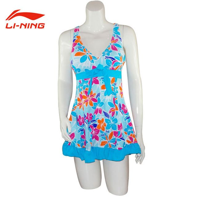 Lining Ladies Swimsuit: 2014 Women Siamese skirt swimsuit Lining ASLH014-1 US $78.95 /piece Specifics Gender	Women Item Type	One Pieces Pattern Type	Solid Brand Name	Lining Material	Polyester,Spandex Support Type	Underwire With Pad	Yes Model Number	ASLH014-1 Place of Origin	China (Mainland) Outsole Material	Cow Muscle  Click to Buy :http://goo.gl/t9O329
