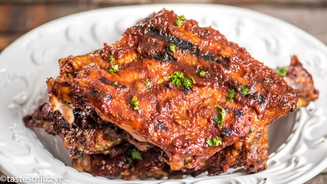 How to Make Easy Fork Tender Ribs {Sweet & Tangy Pork Ribs Marinade}