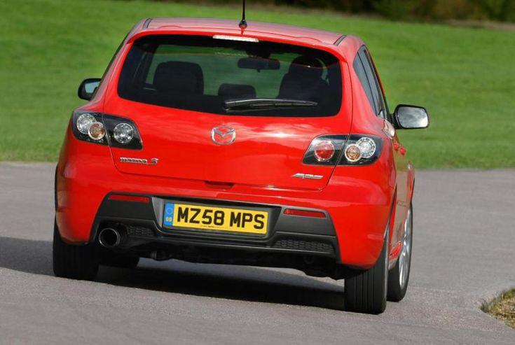Mazda 3 MPS usa - http://autotras.com