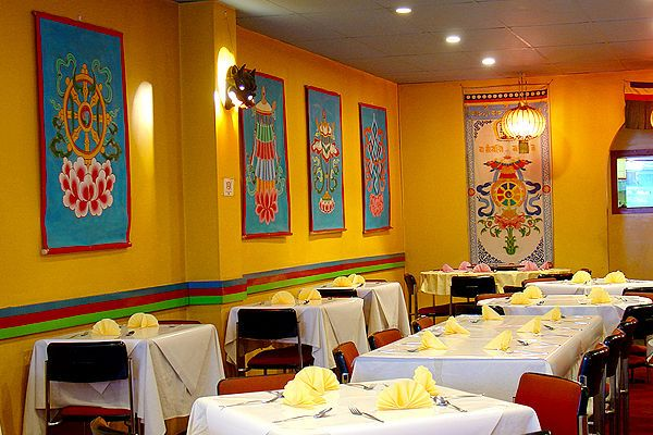 Wild Yak Tibetan Restaurant, Northcote