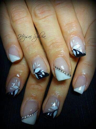Black && White diamonds