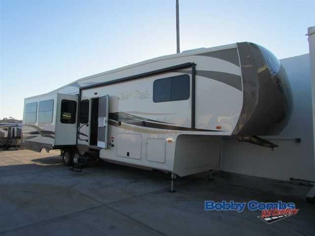 2016 New Forest River Rv Cedar Creek 36CKTS Fifth Wheel in California CA.Recreational Vehicle, rv, 2016 Forest River RV Cedar Creek 36CKTS, This triple slide Cedar Creek 36CKTS Fifth Wheel by Forest River offers spacious living accommodations for all the comforts of home.Two generous slide outs are located in the main living/kitchen area. As you enter this Cedar Creek, to the left is a slide out which has a free standing dinette with chairs, and two lounge chairs. A sofa with end table at…