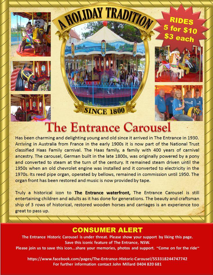 The Entrance Carousel