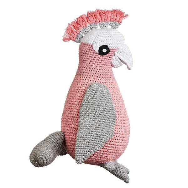 Large Soft Toy - Gigi Galah – MIANN & CO $70