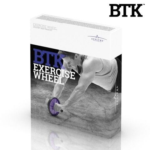 Roue Abdominale de Fitness BTK