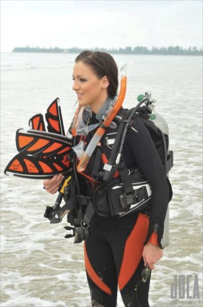 Pin by neo on modern 1 pinterest scubas and wetsuit - Porno dive mature ...