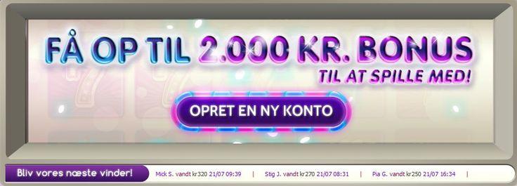 Danske online Spilleautomater