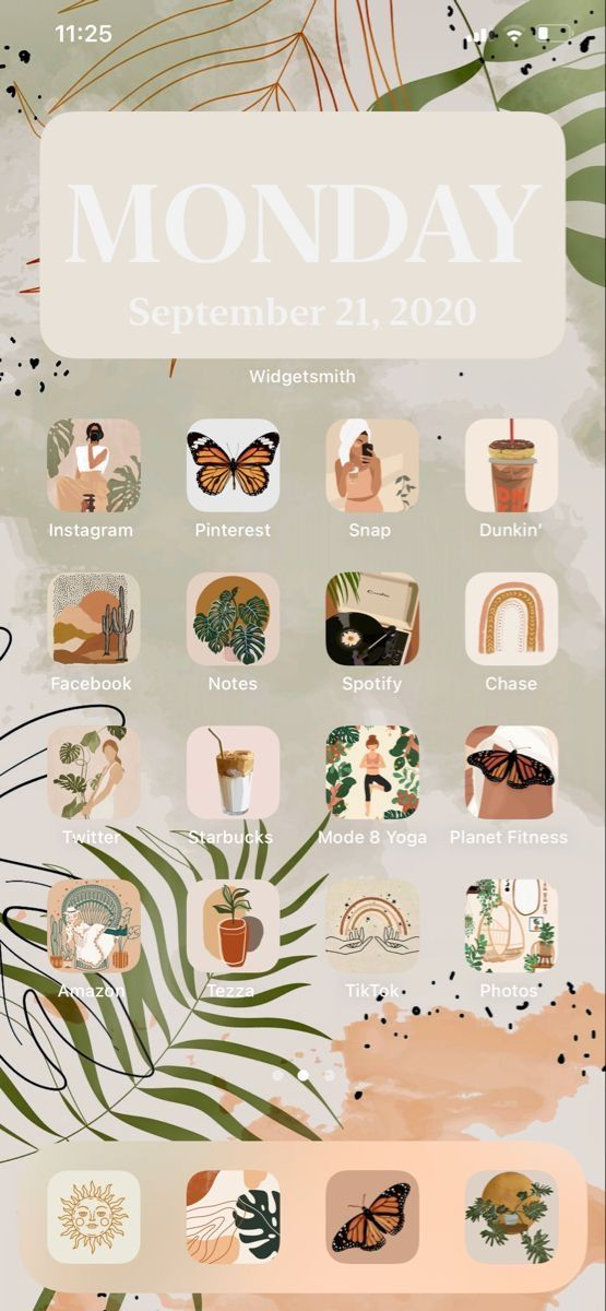 Ios 14 Home Screen Ideas In 2020 Homescreen Iphone App Design Ios App Icon
