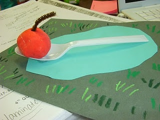 Claes Oldenburg Spoon Sculptures - ha ha, I love these.  Why didn't I think of that before?!