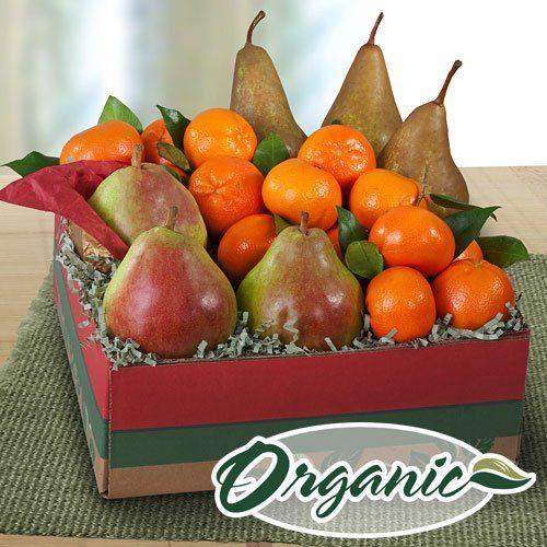 Golden State Organic Fruit Sampler Gift Box - http://goodvibeorganics.com/golden-state-organic-fruit-sampler-gift-box/