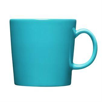 Det enkle og fargerike Teema-kruset inngår i porselensserien med samme navn fra Iittala. Serien ble designet allerede på 50-tallet av Kaj Franck og Heikki Orvola. Koppen er utmerket å drikke nybrygget kaffe i og kan enkelt kombineres med andre stilfulle deler fra Teema-serien.