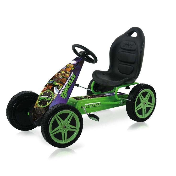 Der Spielzeugtester hat das Hauck T90540 Ninja Go-Kart, TMNT, green angeschaut und empfiehlt es hier im Shop. Alle Tests vom Spielzeugtester sind von mir selbst durchgeführt. Ich erhalte kein Geld von den Herstellern. Alle Produkte kauft mein Papa =) Falls mir aber jemand etwas zum Testen … – Spielzeugtester
