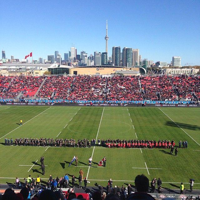 BMO field, Toronto, Canada
