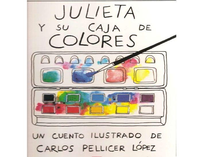 Cuento Julieta Y Su Caja De Colores.
