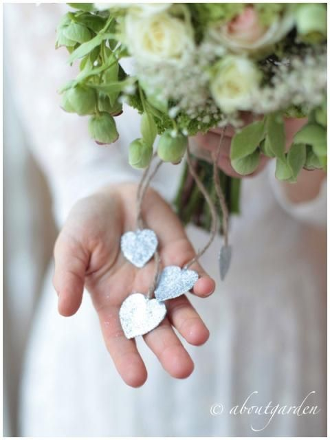 DIY Shabby Chic | DIY: Shabby chic wedding bouquet - Paperblog