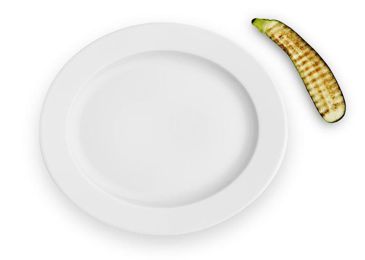 Legio oval plate by Eva Solo