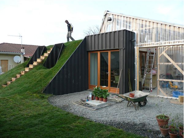 17 best ideas about build your own house on pinterest cargo container container homes and - Building a home out of shipping containers ...
