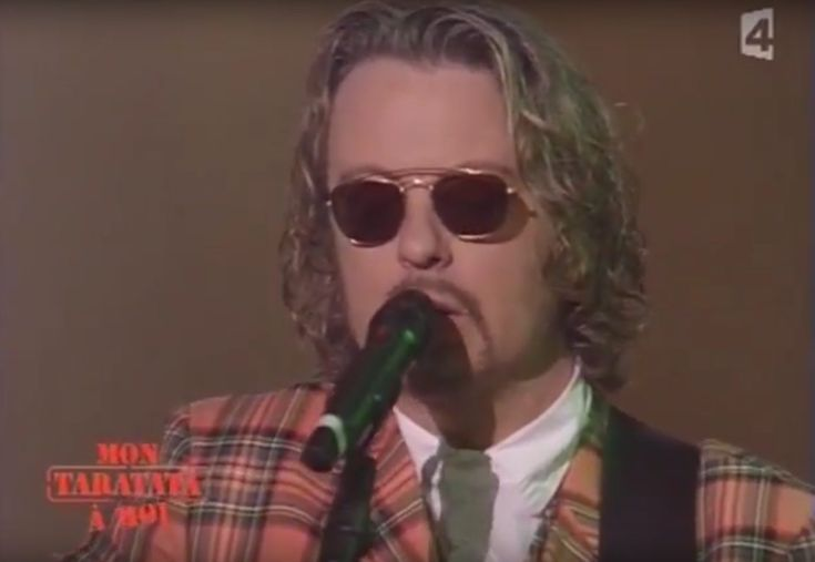 From The Video Archives : Dave Stewart and Bernard Lavilliers perform Riders On The Storm 1994 on Taratata - https://eurythmics-ultimate.com/2018/01/video-archives-dave-stewart-bernard-lavilliers-perform-riders-storm-1994-taratata/