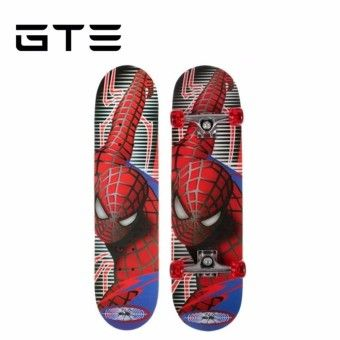 Check Price 60cm Cartoon Kids Skateboard - SpidermanOrder in good conditions 60cm Cartoon Kids Skateboard - Spiderman You save DI781SPAA9XGXPANMY-21136869 Sports & Outdoors Outdoor Recreation Skateboards GTE 60cm Cartoon Kids Skateboard - Spiderman