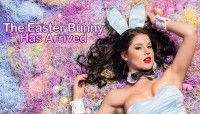 Amanda Cerny Is a Stunning Easter Treat