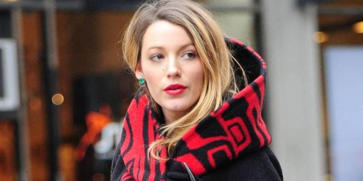 Blake Lively dressed her baby bump in your new favourite coat -Cosmopolitan.co.uk