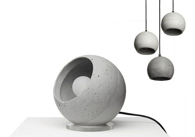 ''Superfly'' concrete lamp design Urbi et Orbi 2016