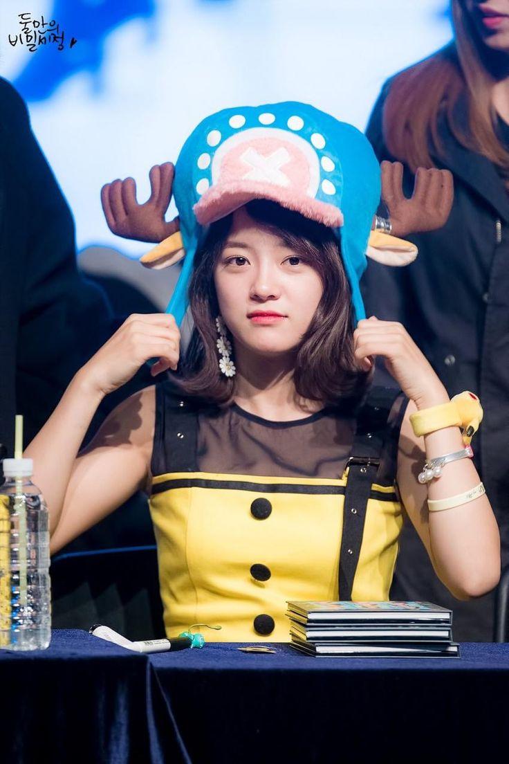 170312 - Kim Sejeong @ Jongro Fansign (cr. 돌만의비밀세정) | Twitter