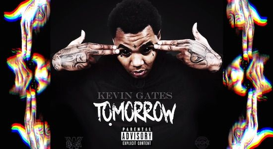 """Prev1 of 2Next Here's another new record from Kevin Gates. This one is titled """"Tomorrow"""". He is currently on the road on his IDGT tour Hit page 2 for the audio. Prev1 of 2Next"""