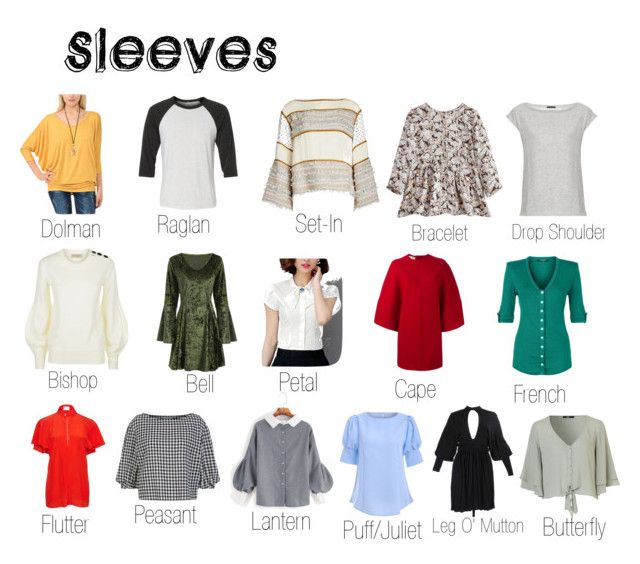 """""""Types of Sleeves"""" by the-polished-pearls on Polyvore featuring See by Chloé, Cool Melon, Burberry, Marni, Balmain, ATM by Anthony Thomas Melillo, Lanvin, Sonia Rykiel, Gina Fratini and plus size clothing"""
