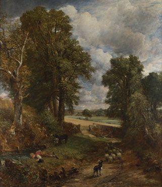 The Cornfield, 1826.