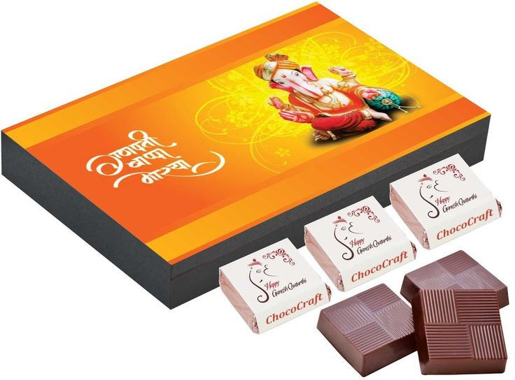 Ganesh Chaturthi gifts online | Send Chocolates online