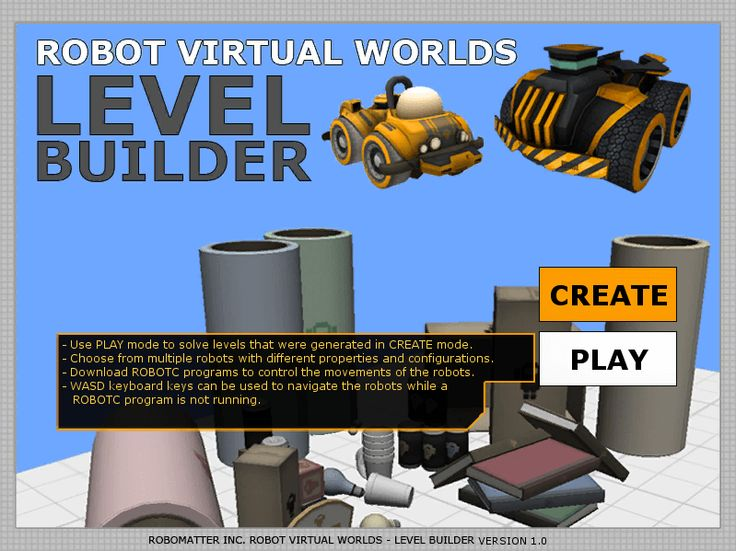 104 Best Robot Virtual Worlds Images On Pinterest