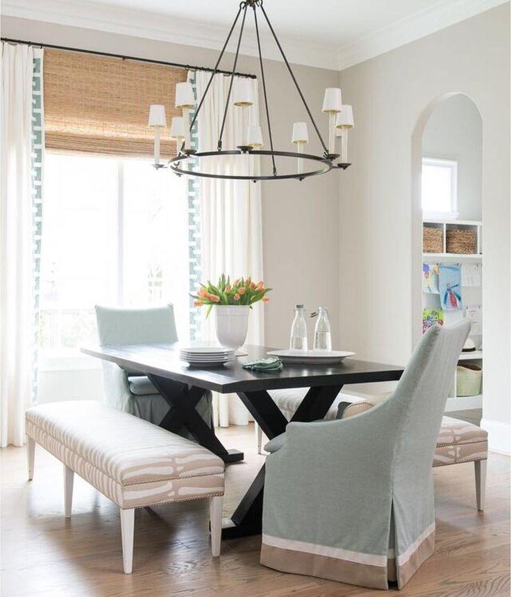 Ashley Goforth Design Breakfast Room 214 Likes, 7 Comments   Ashley Goforth  (@ashleygoforth