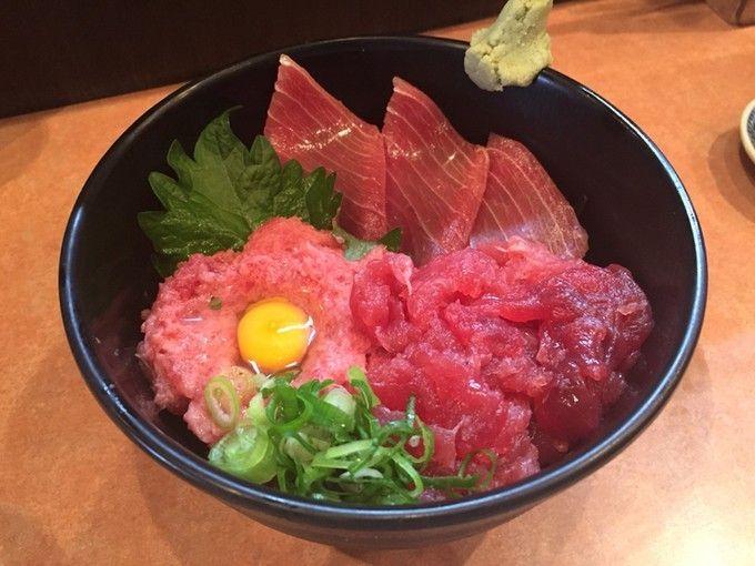 築地へ行って朝食に海鮮丼を食べたいならこの店!ランキングTOP5