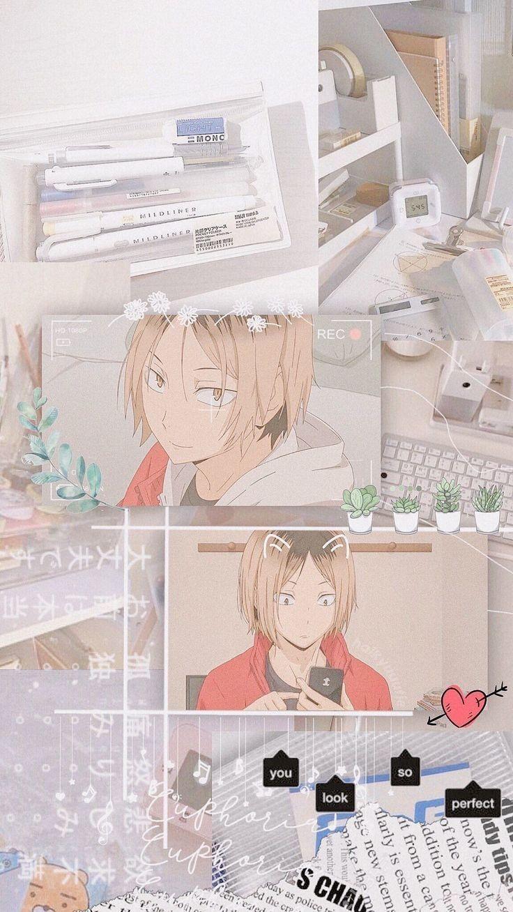 Haikyuu Memes In 2020 Anime Wallpaper Iphone Cute Anime Wallpaper Haikyuu Anime